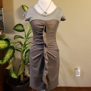 BCBGMAXAZRIA form-fitted dress size 4